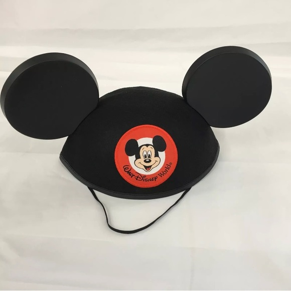 b1e999030e8 Disney Accessories - Walt Disney World Mickey Ears Hat Authentic NEW!